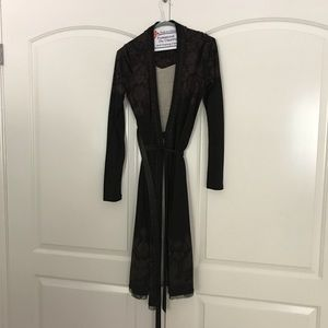 Elie Tahari Wrap Dress